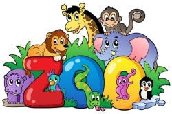 zoo party, kindergeburtstag feiern