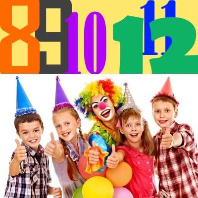 Super Kindergeburtstag Mottos 8 bis 12 Jahre