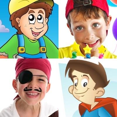 Super Kindergeburtstag Mottos für Jungen