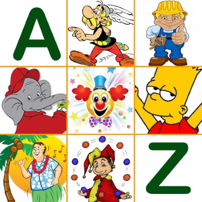 Super Kindergeburtstag Mottos von A bis Z