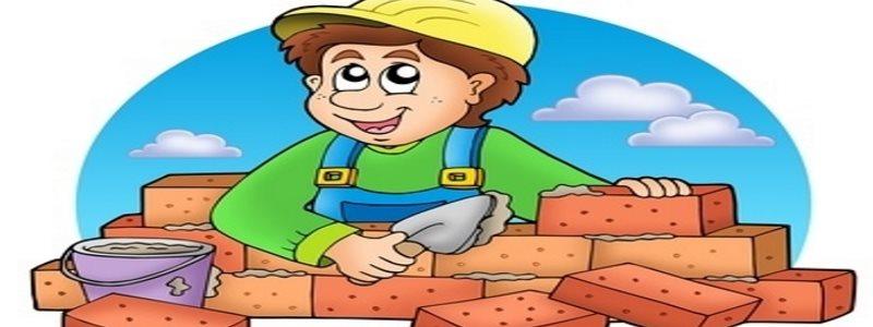 Bauarbeiter zeichnung  Super Bauarbeiter Kindergeburtstag Party Ideen
