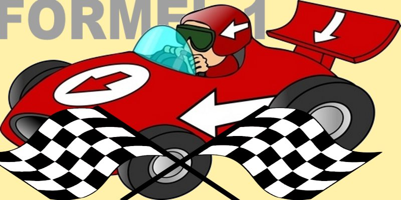 Formel 1 Rennfahrer