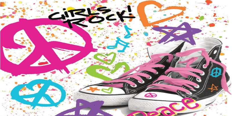 Girls Rock Party