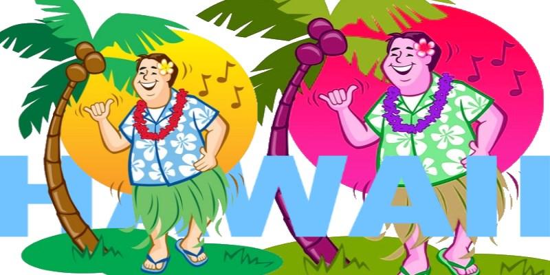 Super Hawaii Party Für Den Nächsten Kindergeburtstag