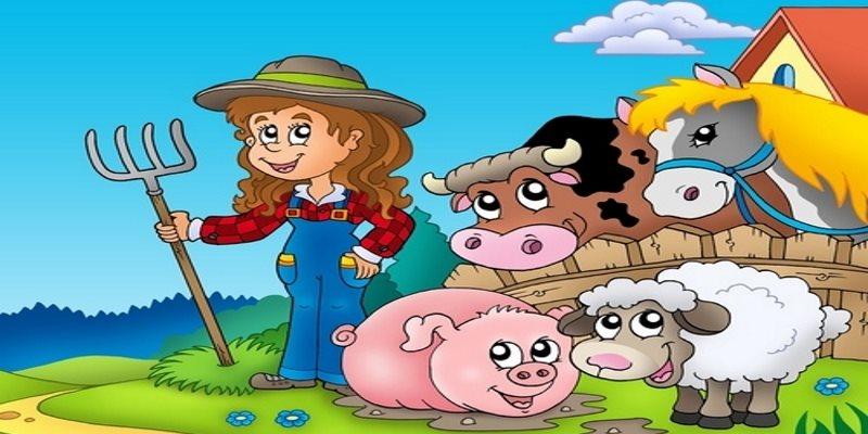 Kindergeburtstag Bauernhof Party
