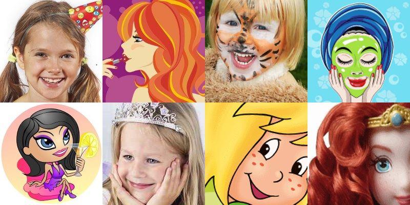 Super Kindergeburtstag Mädchen Party Ideen
