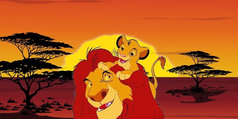 König der Löwen Party