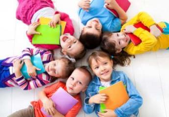 Kinderbücher nach Altersgruppen sortiert