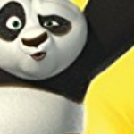 Motto-Steckbrief Kung Fu Panda Party