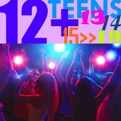 Super Teenager Kindergeburtstag-Mottos