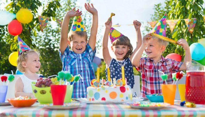 Super Kindergeburtstag feiern