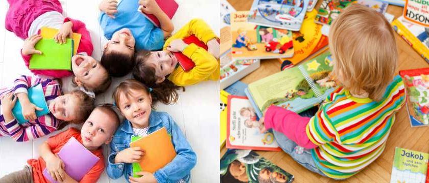 Kinderbücher nach Altersgruppen