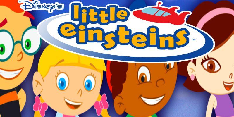 Kleine Einsteins Party