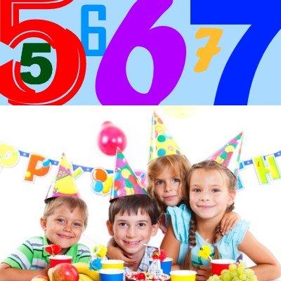 Super Kindergeburtstag Mottos 5 bis 7 Jahre