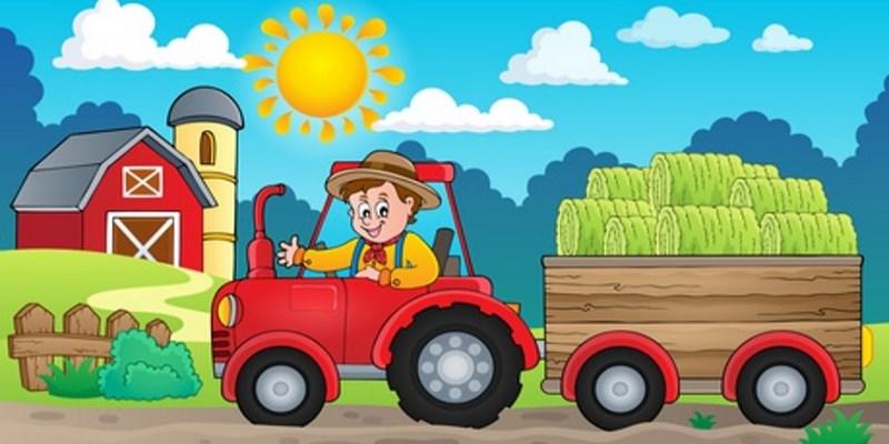 Traktor-Party